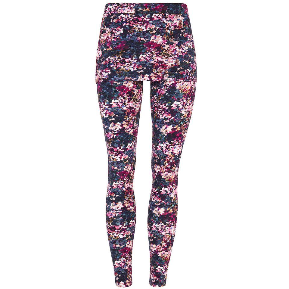 Mandala Skirt Pants - Bloomy