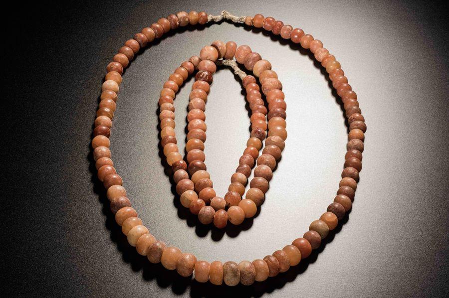 Necklace stone Mali