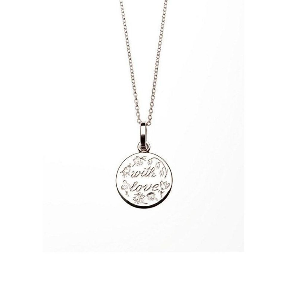 Necklace ' with love'