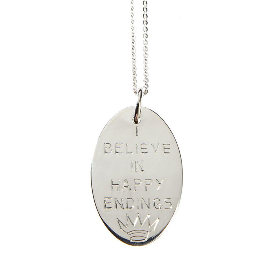 ' I believe in happy endings '