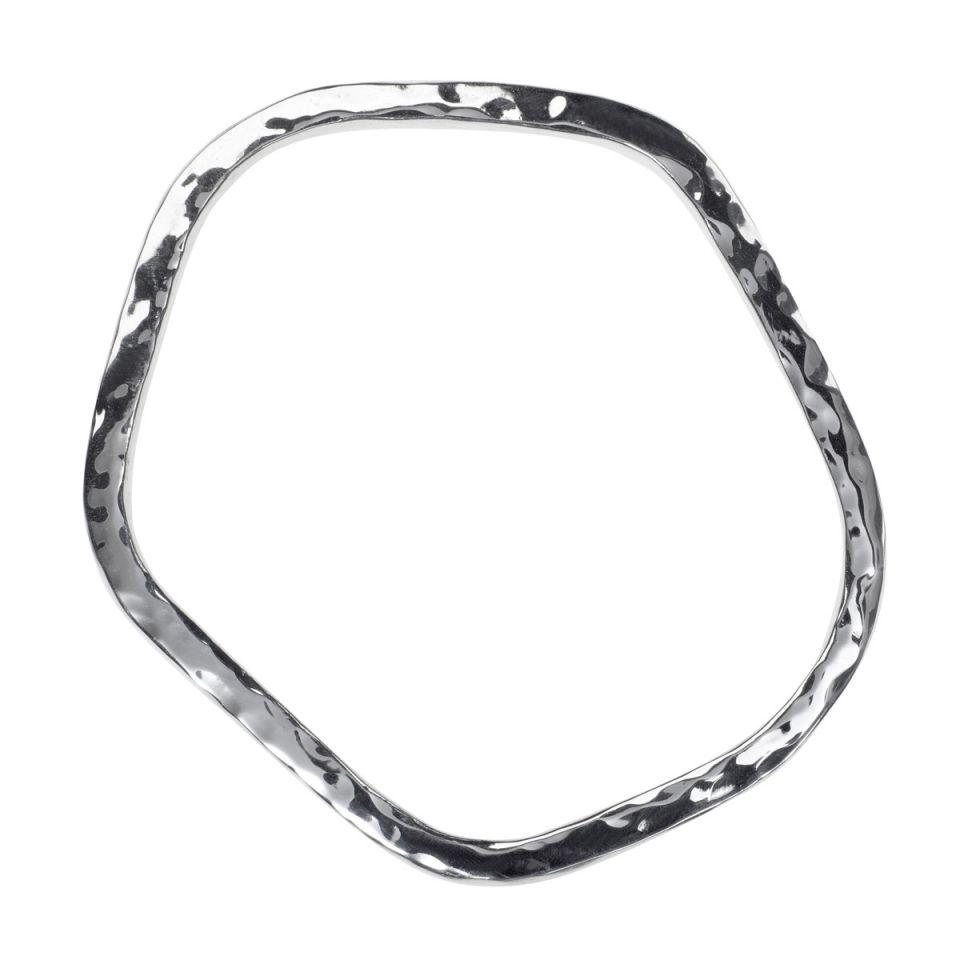 Bracelet hammered