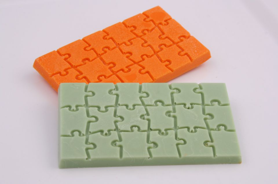 Puzzle tablet