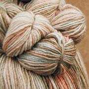 Wol van Manos del Uruguay - Manos Silk Blend Variegated Color