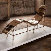bronze age chaise longue