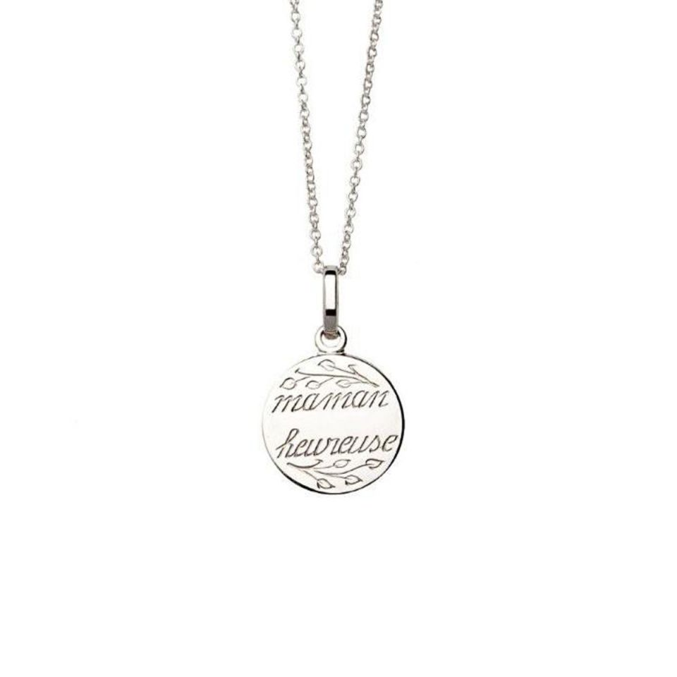 Necklace 'maman heureuse'