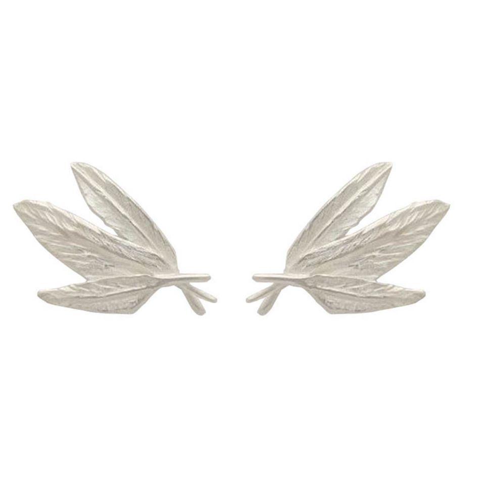"Earrings ""little feathers"""