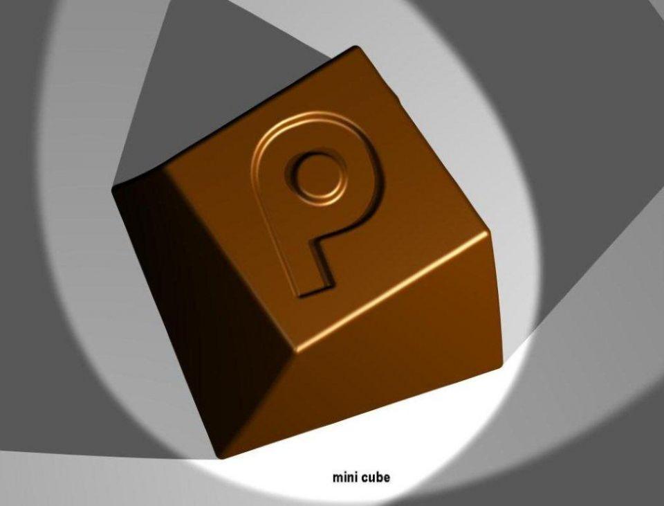 Mini Cube Logo