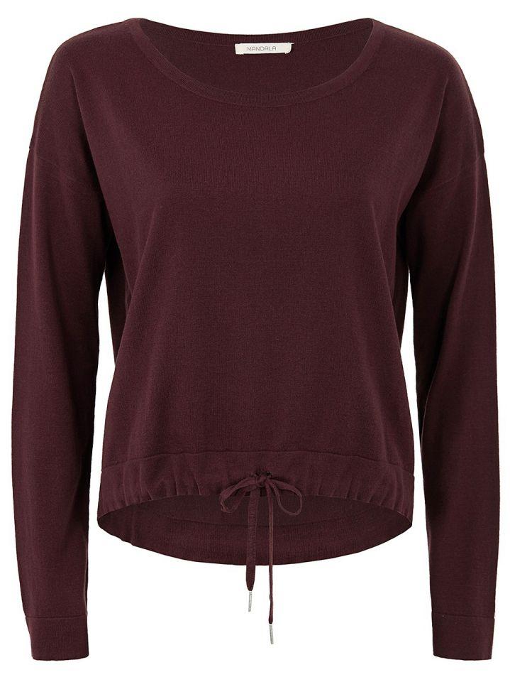 MANDALA Knitted Dance Sweater
